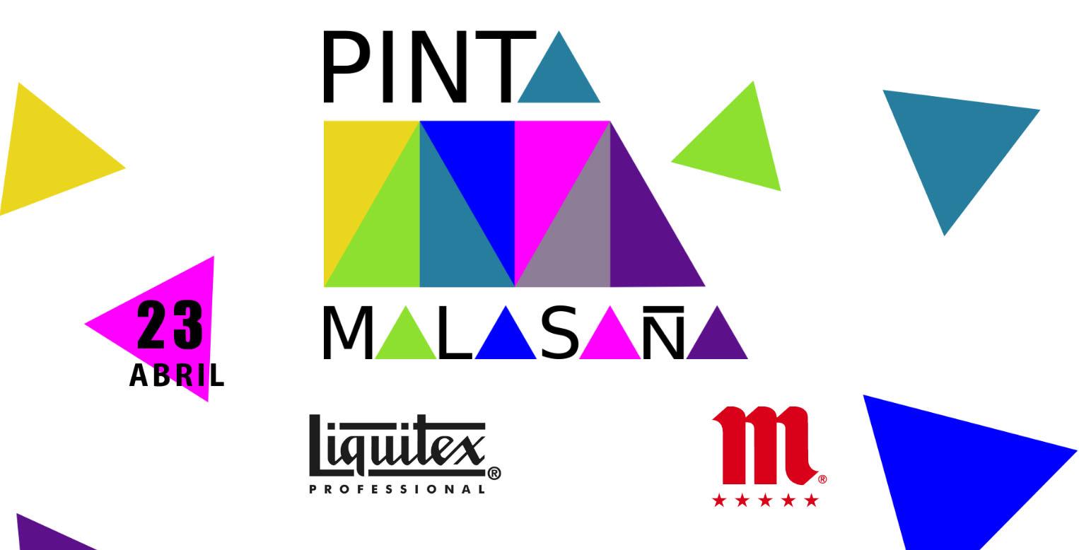 """Concurso Liquitex: Pinta en vivo en """"Pinta Malasaña"""""""
