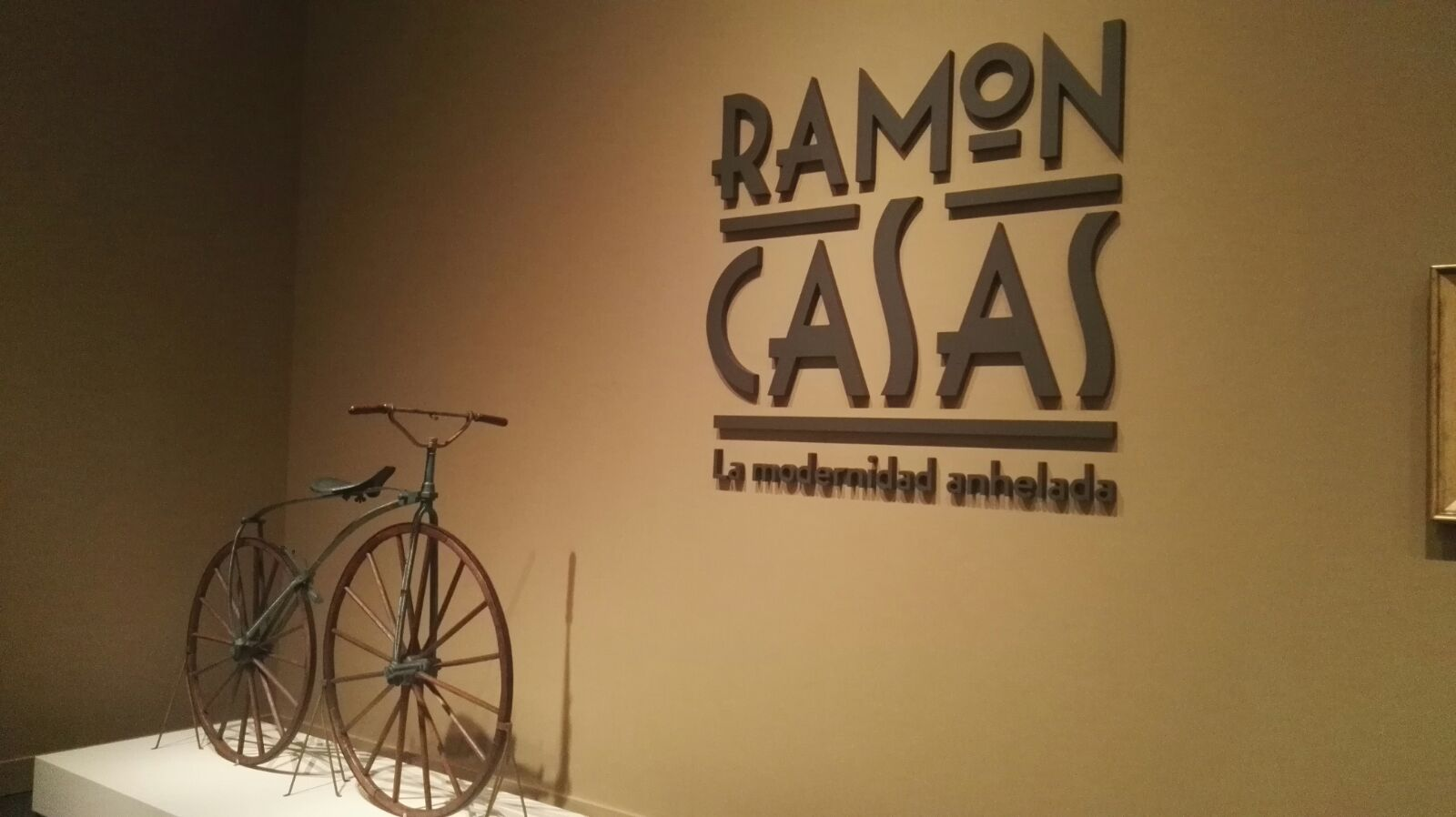 """La exposición recomendada del mes: """"La modernidad anhelada"""" de Ramón Casas en Caixaforum"""