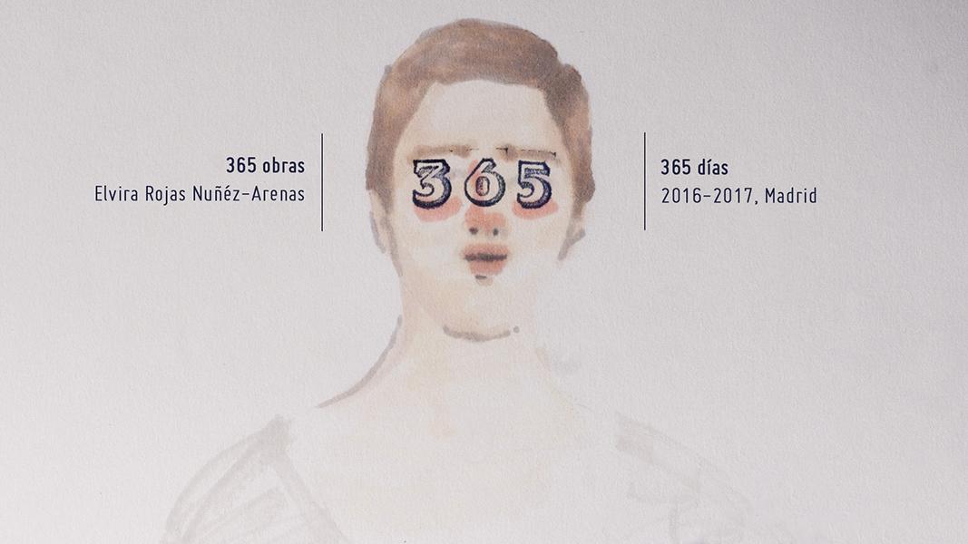 """""""365"""" transforma en arte la crisis creativa"""