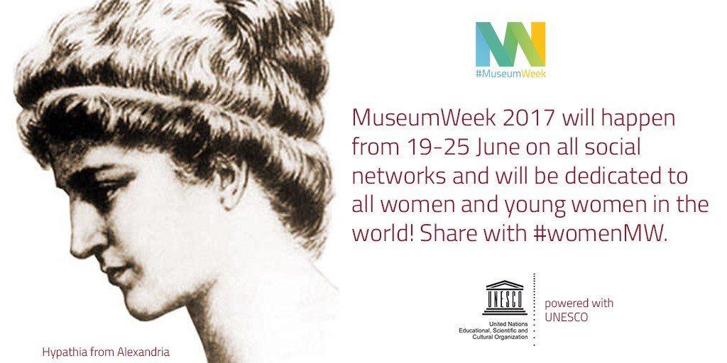 La Museum Week y tres proyectos para la recuperación de la memoria de las mujeres artistas