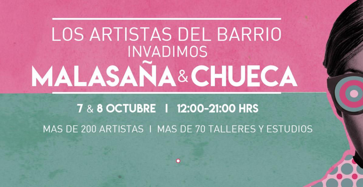 Los Artistas del Barrio vuelven a Chueca y Malasaña