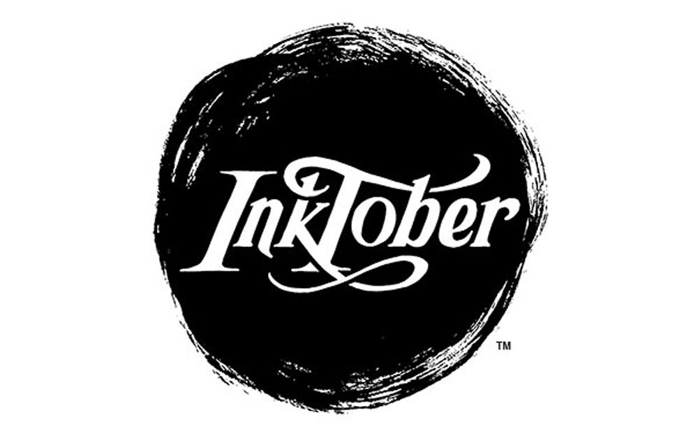 Vuelve Inktober 2018: 31 días, 31 dibujos a tinta