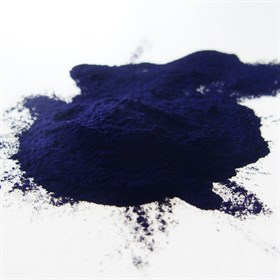 Los colores en el punto de mira: El azul Índigo