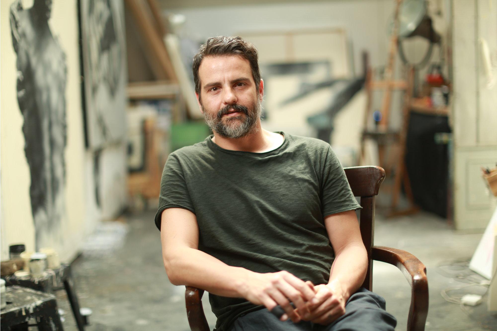 Hablamos con el pintor italiano Paolo Troilo – Loved by Colart
