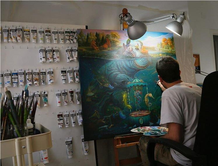 Entrevistamos al artista urbano e ilustrador Dulk | TFAC