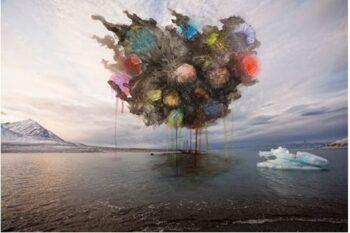 Pintura y fotografía: Fusión de dos artes bajo una única mirada.