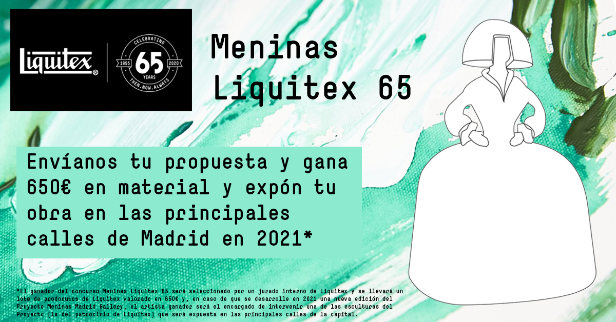 CONCURSO MENINAS LIQUITEX 65, GANA 650€ Y LLEVA TU PROPUESTA A LA REALIDAD