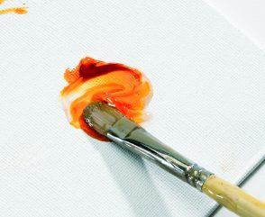 Cuatro efectos que puedes conseguir gracias a los médiums para óleo