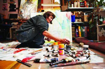 Crear un estudio para artistas