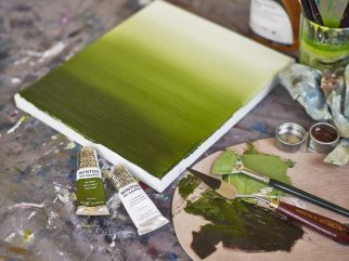 Posibles superficies sobre las que aplicar tu pintura de óleo