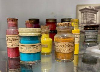 Los pigmentos en las acuarelas Winsor & Newton