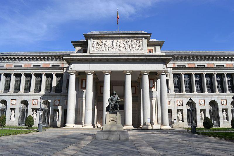 Museo del Prado. fuente: wikipedia