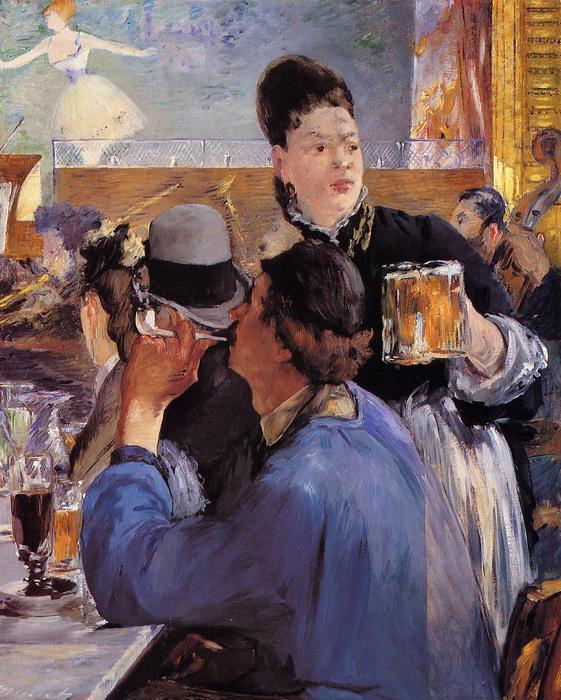 Edouard Manet Café Concert